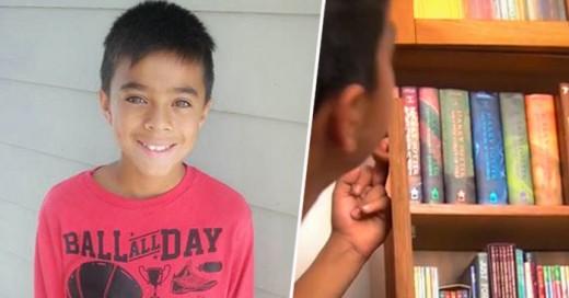 Matthew Flores es un niño de 12 años que vive en Sandy, Utah, y que le encanta leer, pero al no tener sus propios libros se conforma con leer la basura del correo para complementar su lectura.
