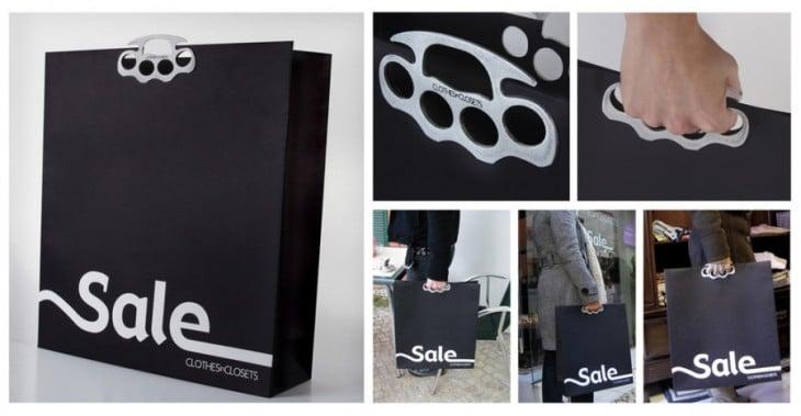 Diseño de bolsa SALE