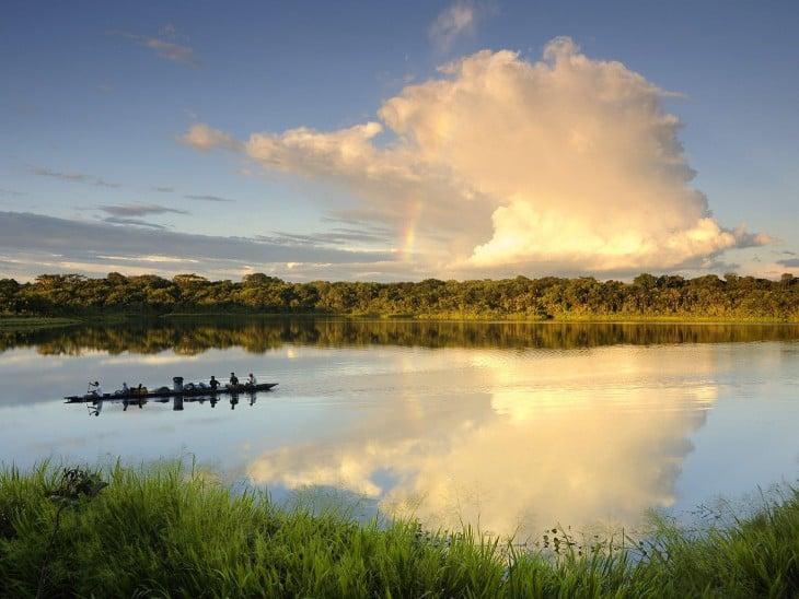 reserva de Yasuni Ecuador
