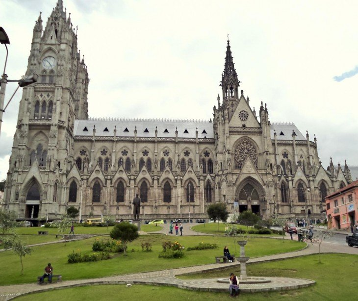 catedral de quito ecuador