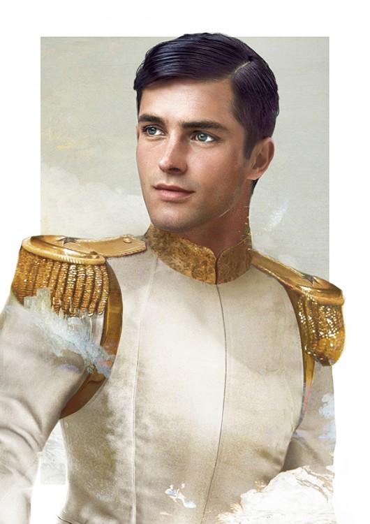 """Príncipe encantador """"La Cenicienta"""" en la vida real"""