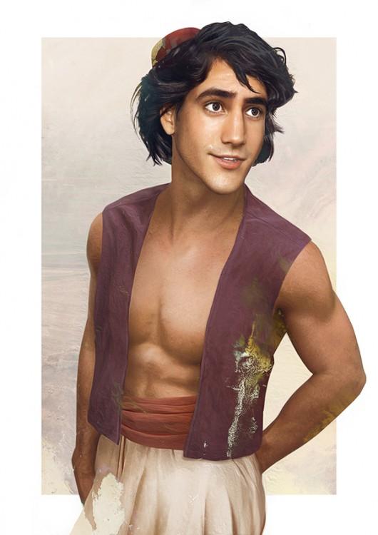 Aladino en la vida real