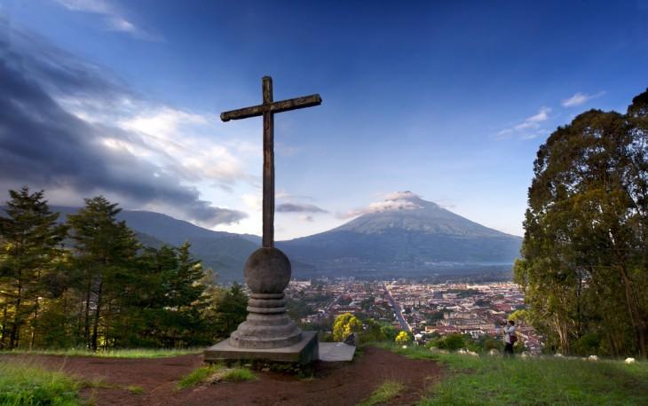 CERRO DE LA CRUZ GUATEMALA