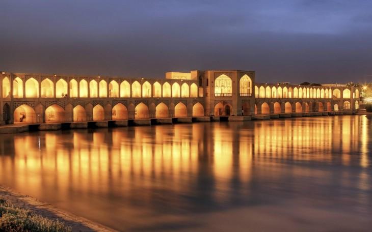 Siosepol, Isfahan, Iran
