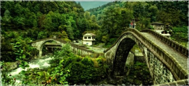 Çifteköprü, Arhavi, Turquía