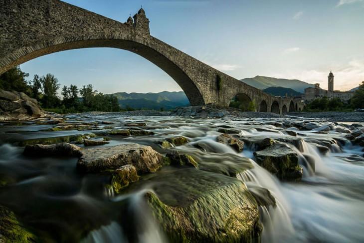 Ponte Gobbo, Italia
