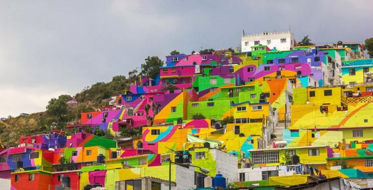 Casas de la colonia palmitas en Hidalgo