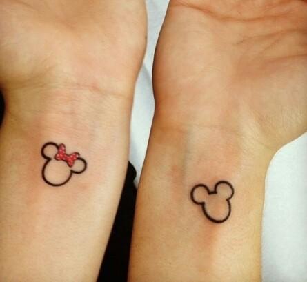30 de los mejores tatuajes de Disney que te encantarán