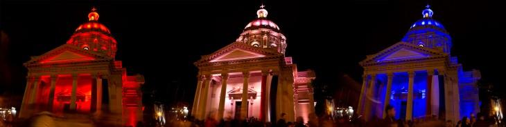 PALACIO NACIONAL DE LOS HEROES EN PARAGUAY