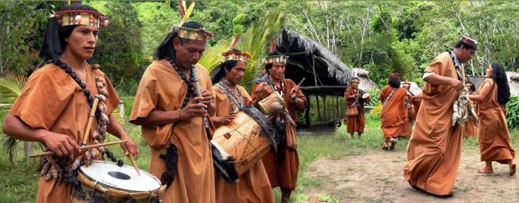 CULTURA NAZCA DE LA SELVA AMAZÓNICA EN PERU
