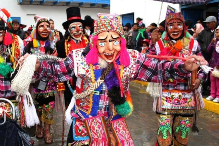 CARNAVAL DE AREQUIPA PERU