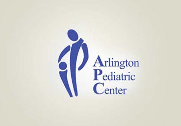 Logotipo de Arlington Pediatric Center