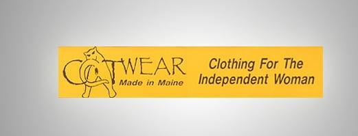 logotipo de CatWear la marca de una ropa femenina
