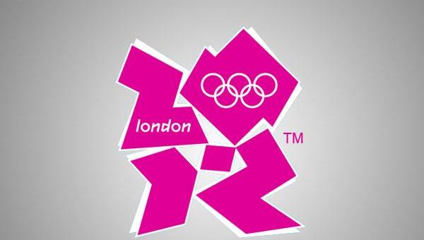 Logotipo de los juegos olímpicos Londres 2012