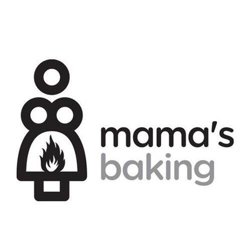 Logotipo de mama´s baking