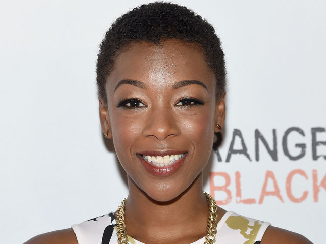Poussey Washington de la serie Orange is The New Black