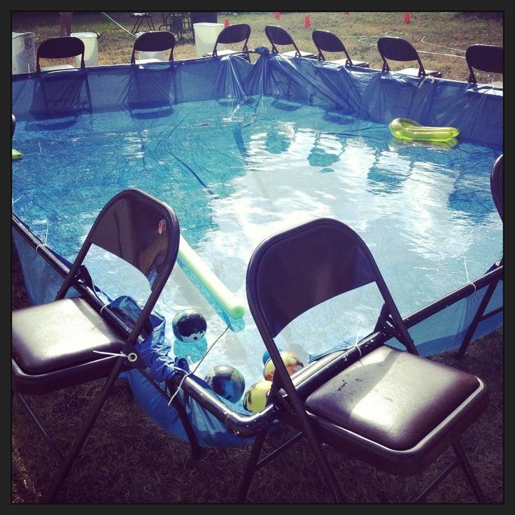 20 ingeniosas personas que crearon originales piscinas for Que hacer en una alberca