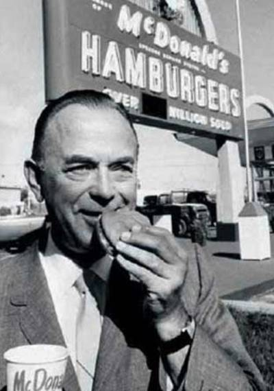 Ray Kroc McDonald´s