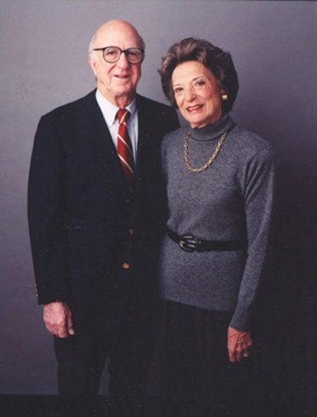 Donald Fisher y Doris