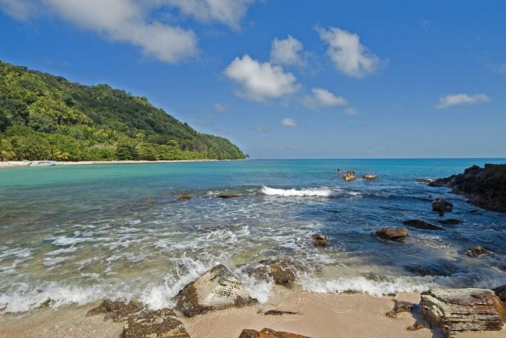 Playa Punta Sal, Honduras