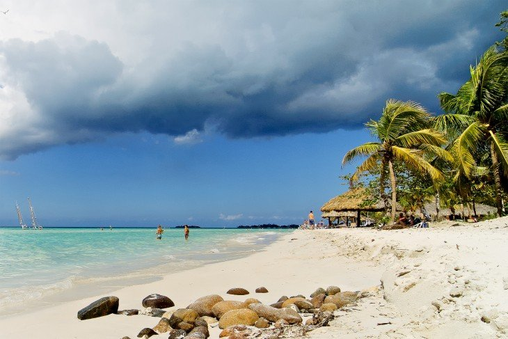 Jamaica negril playa sexo