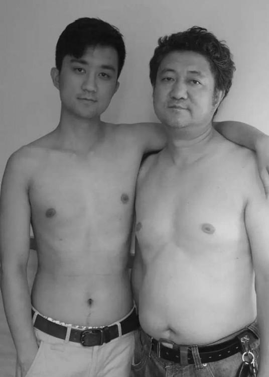 serie de fotos padre e hijo 2012