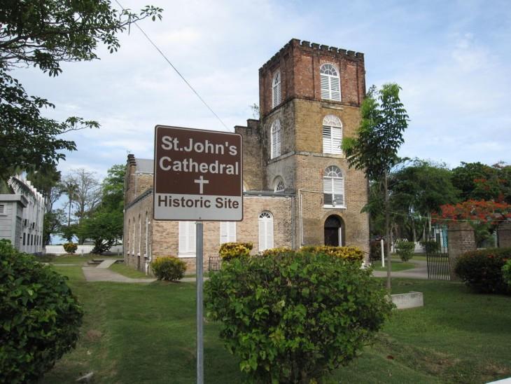 Catedral de san juan belice