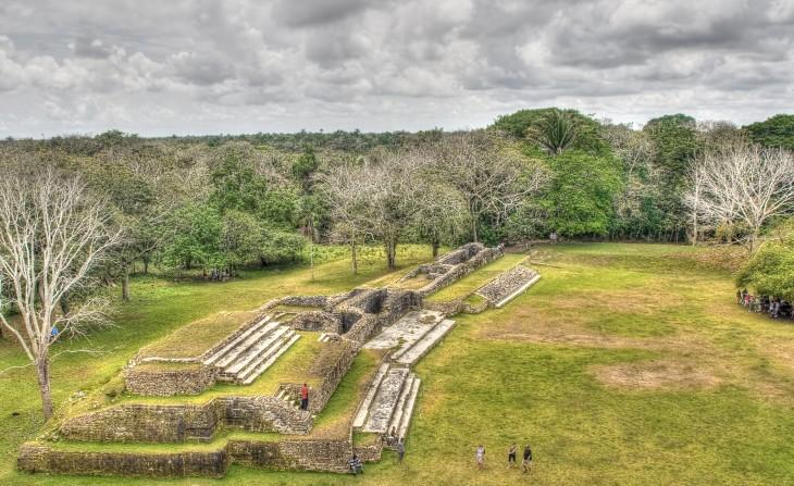 templo Maya Altun Ha belice