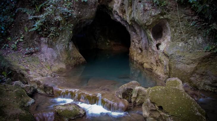Cueva Actun Tunichil Muknal.