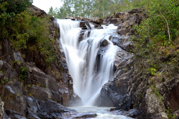 cascada big rock belice