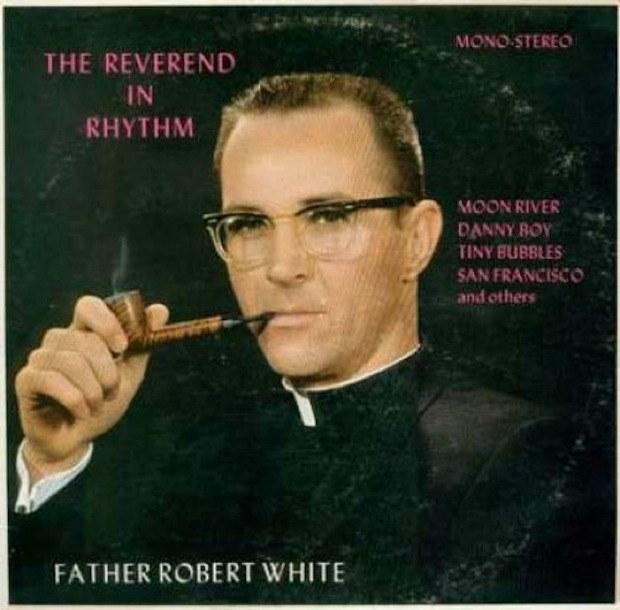 banda rara y ridicula el reverendo del ritmo