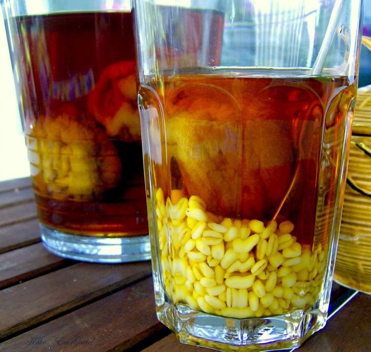 mote de huesillos bebida tipica de chile