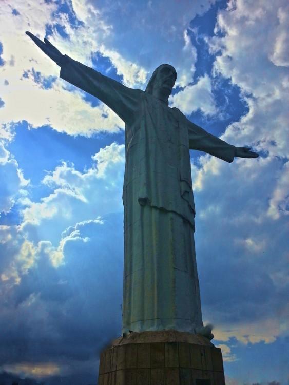 Cristo redentor cali colombia