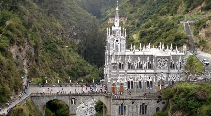 Basílica El Santuario de las Lajas