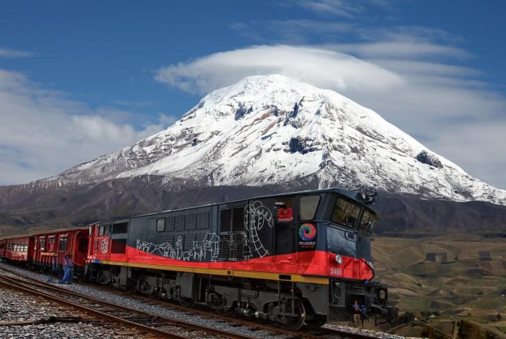 tren de ecuador nariz del diablo