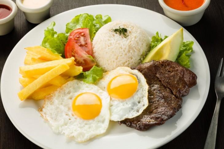churrasco comida tipica de ecuador