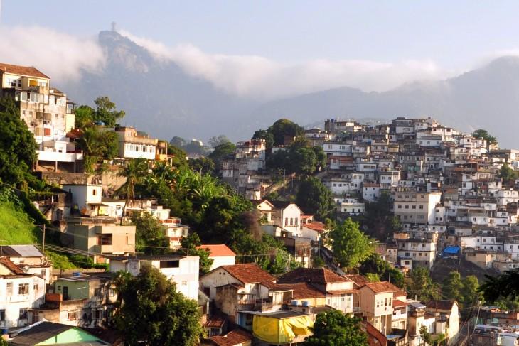 vecindario de Santa Teresa en Rio de Janeiro brasil