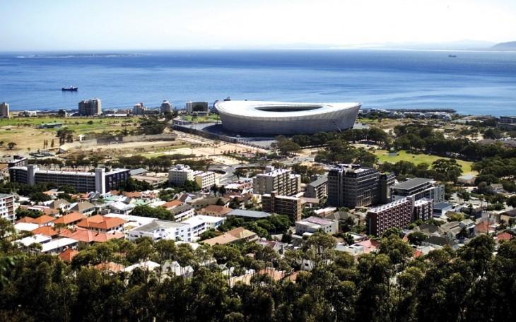 cape town vista panoramica