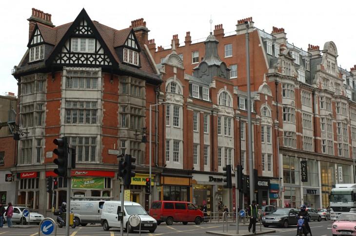 high kensigton street lugares de renta