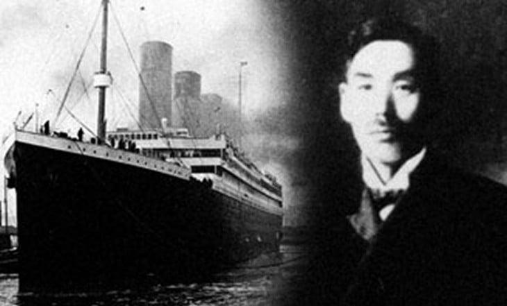 unico japones del titanic que logro sobrevivir al titanic