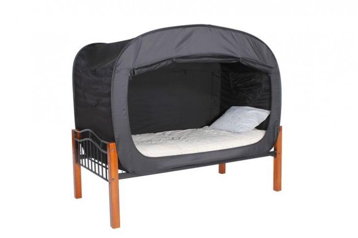 cama que te da mayor privacida