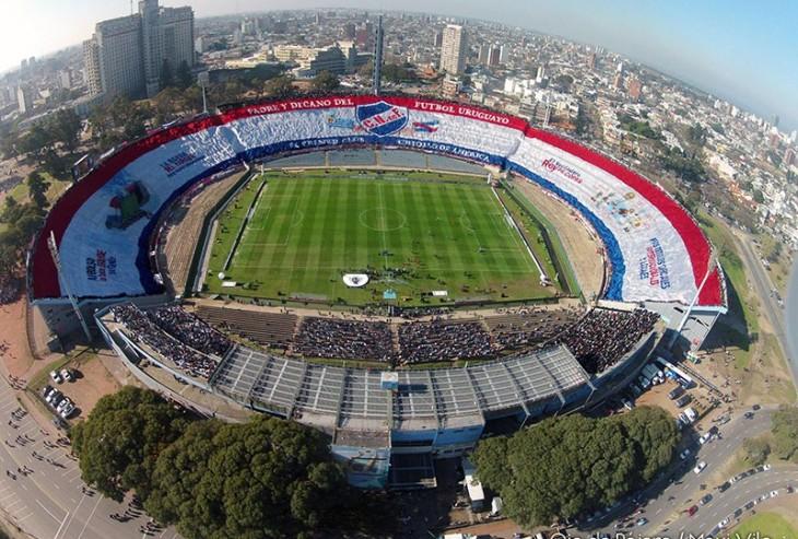 estadio uruguay centenario montevideo uruguay