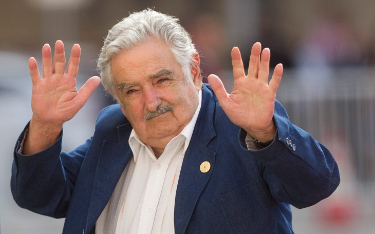 presidente de uruguay jose mujica