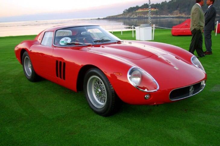 1963 Ferrari 250 GTO Racer conocido como el coche más caro