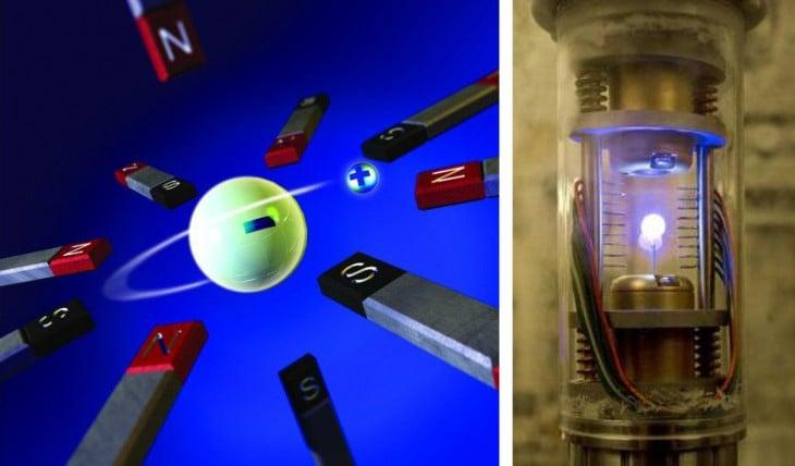 La antimateria es una de las sustancias más caras del mundo