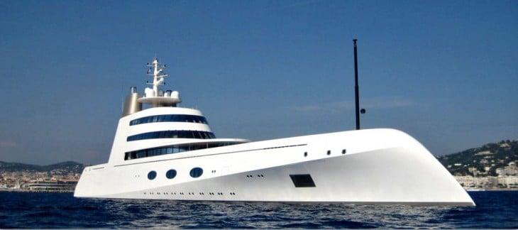 Gigayacht el yate más caro subastado en eBay