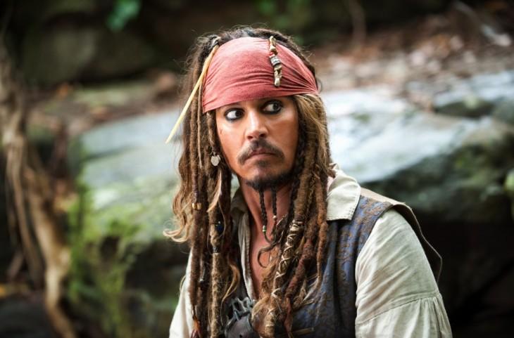 Jack Sparrow pensativo