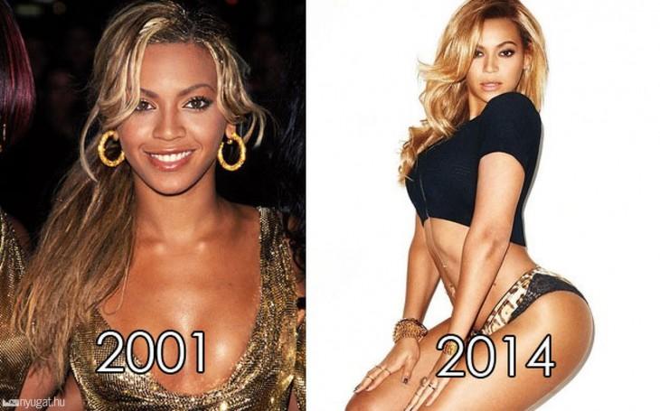 Beyoncé. La fuente de la eterna juventud