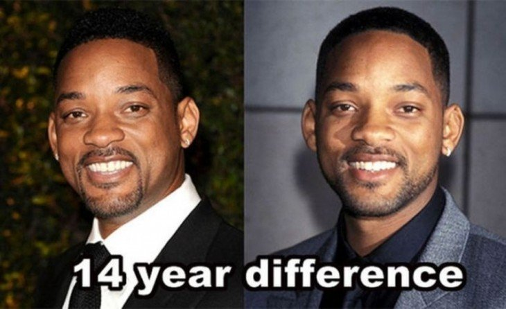 Will Smith. La fuente de la eterna juventud