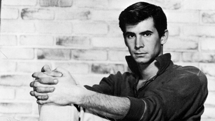 Anthony Perkins actor principal de psicosis